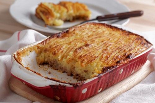 Christophe's hearty shepherd's pie recipe