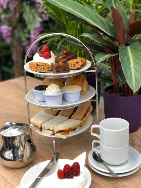NEW for 2020: Vegan Afternoon Tea