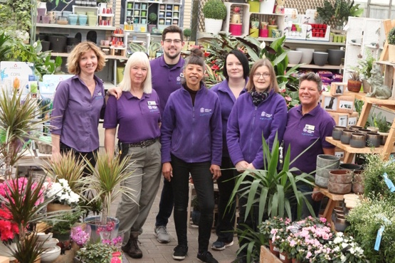The Pentland Plants team