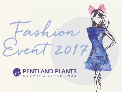 Pentland Plants Charity Fashion Event 2017
