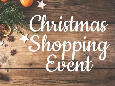 Christmas Shopping Event 2017