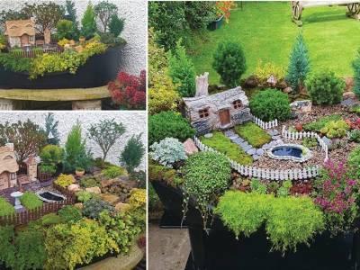Miniature Garden World Demo with Gill Breen