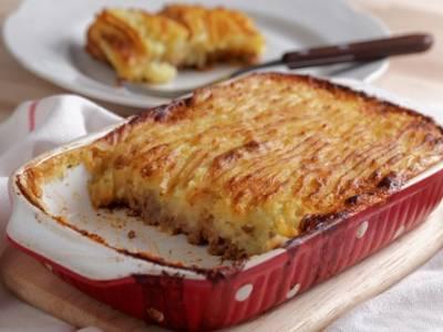 Christophe's hearty shepherd's pie recipe